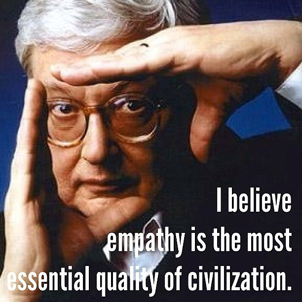 So sad to hear of Roger Ebert's passing.