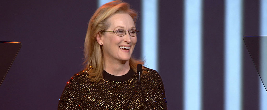 "Meryl Streep: I Feel More Like an ""I Can't"" Than an ""Icon"""