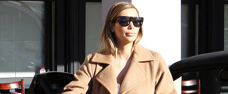 The Fashion Move Kim Kardashian Keeps Making