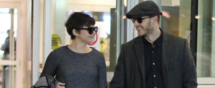 Ginnifer Goodwin Shows Off Her Stunning Engagement Ring