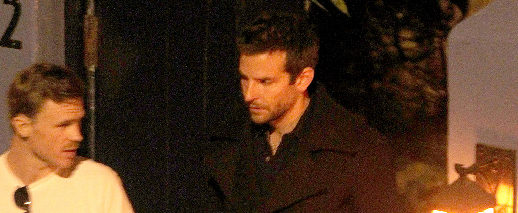Look Who Showed Up to Bradley Cooper's Birthday Party