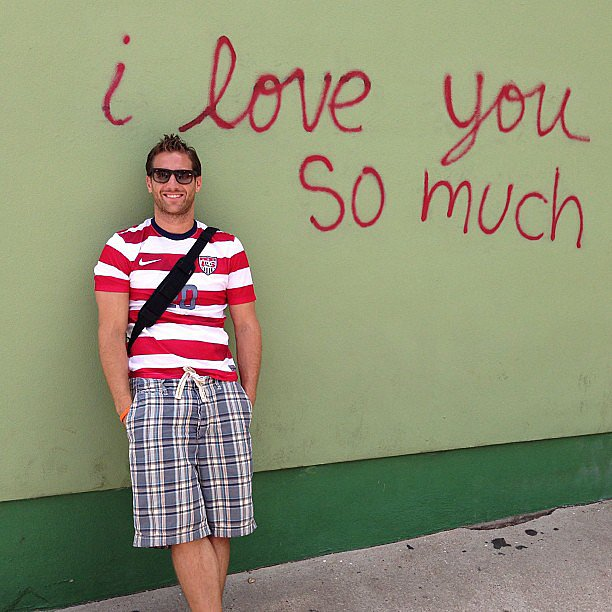 So, We Love You, Too, Juan Pablo