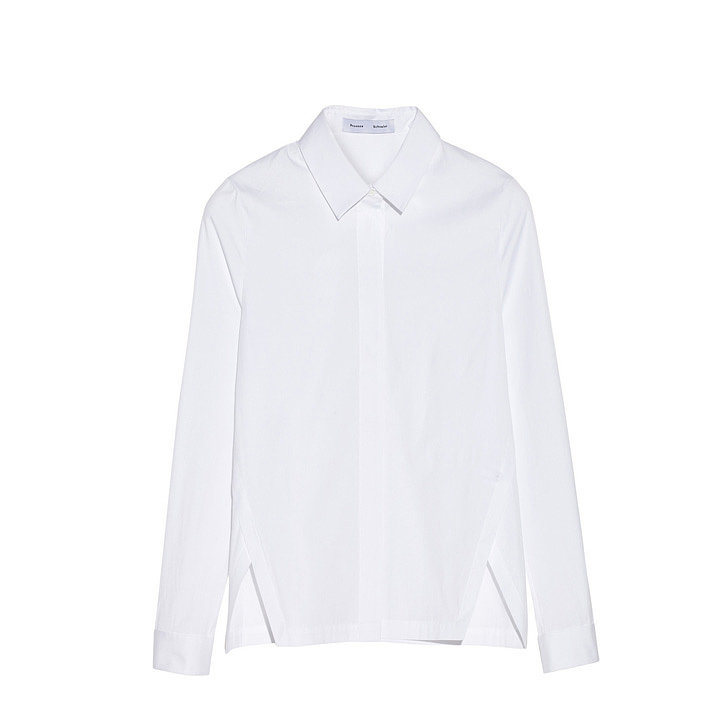 Proenza Schouler Stretch Cotton Poplin Shirt ($650)