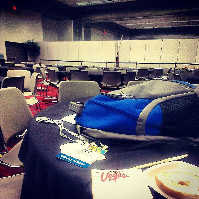 The Reporter Who Discovered the Only Empty Press Room at All of CES