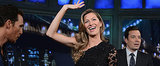 One Sleeve Is More Than Enough For Gisele Bündchen