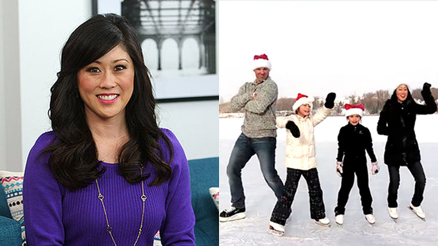 For Kristi Yamaguchi, Ice Skating Is a Family Event