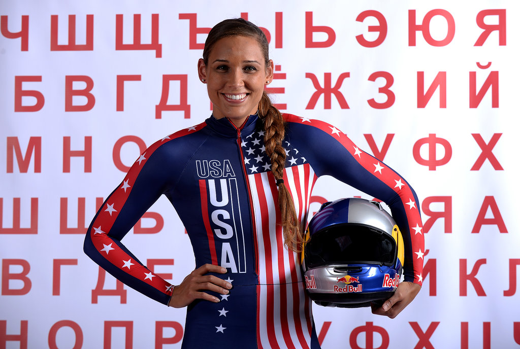 Lolo Jones Trades Track For Bobsledding