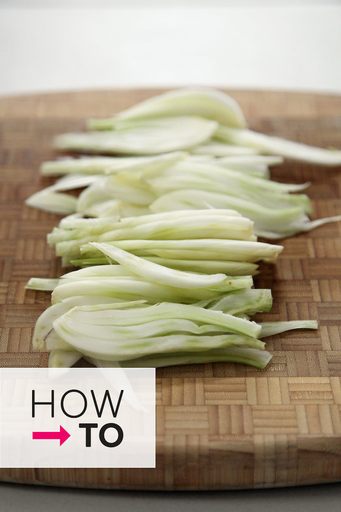 How to Slice Fennel, No Mandoline Needed