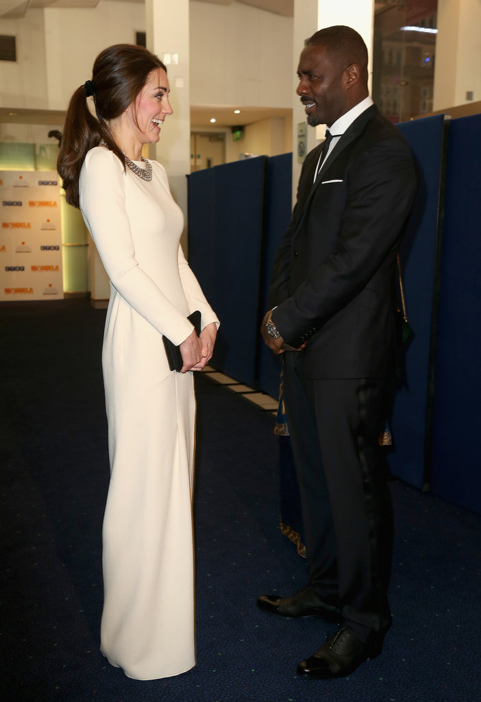 Not Even Kate Middleton Is Immune to His Charms