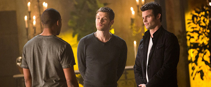 New Photos From the Next Episode of The Originals Are Here