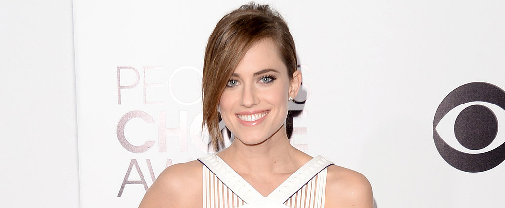Allison Williams Isn't Afraid to Go Edgy