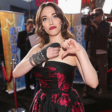 Kat Dennings Cast at People's Choice Awards 2014
