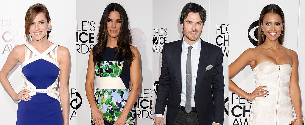 See All the Stars on the PCAs Red Carpet!