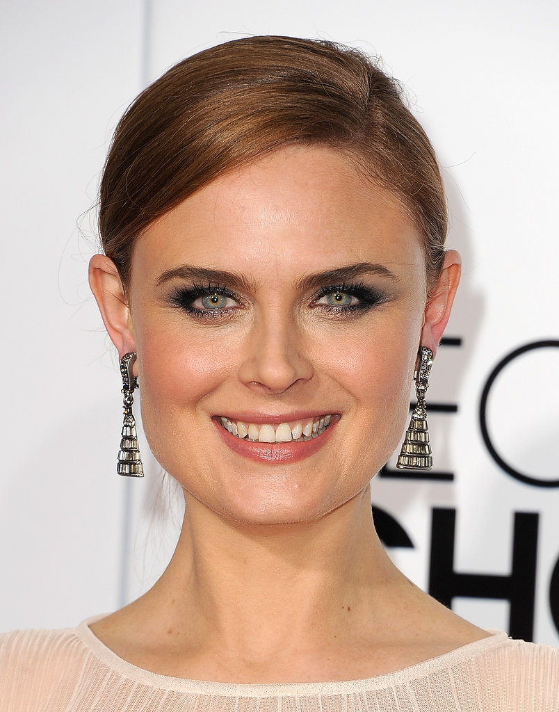 Emily Deschanel 360 Degrees Of Beauty From The People S