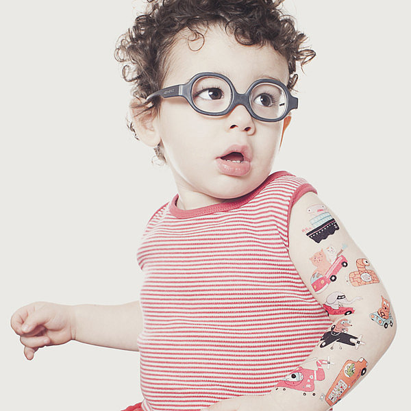 cool temporary tattoos for kids popsugar moms