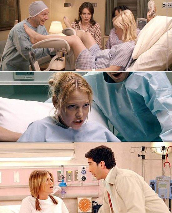 Lights, Camera, Baby! 7 Iconic Birth Scenes