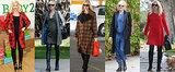 Gwen Stefani's Fashion Weapon of Choice? Coats