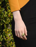 Michelle Dockery at LoveGold's Golden Globes Luncheon