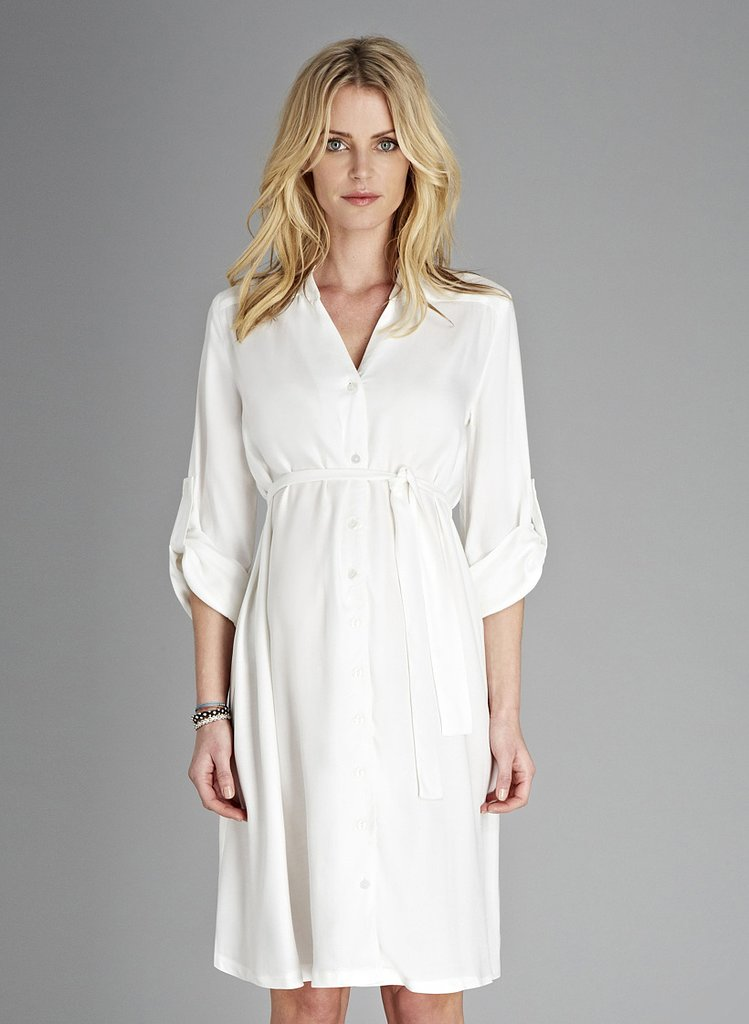 Isabella Oliver Una Shirtdress