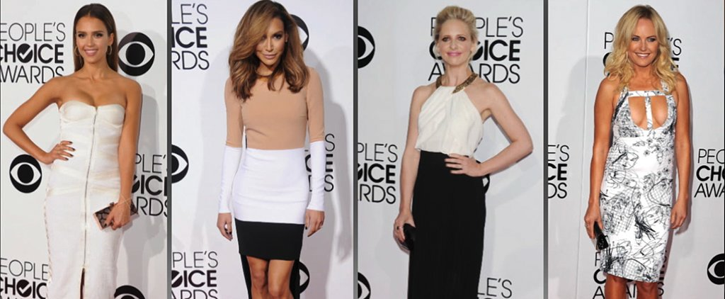 Will Sexy White Gowns Dominate the 2014 Award Season?