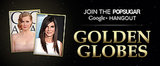 Watch the Golden Globes With Us in Our Google+ Hangout!