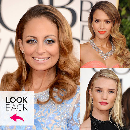 Golden Globes Look Back: See 2013's Best Beauty Moments