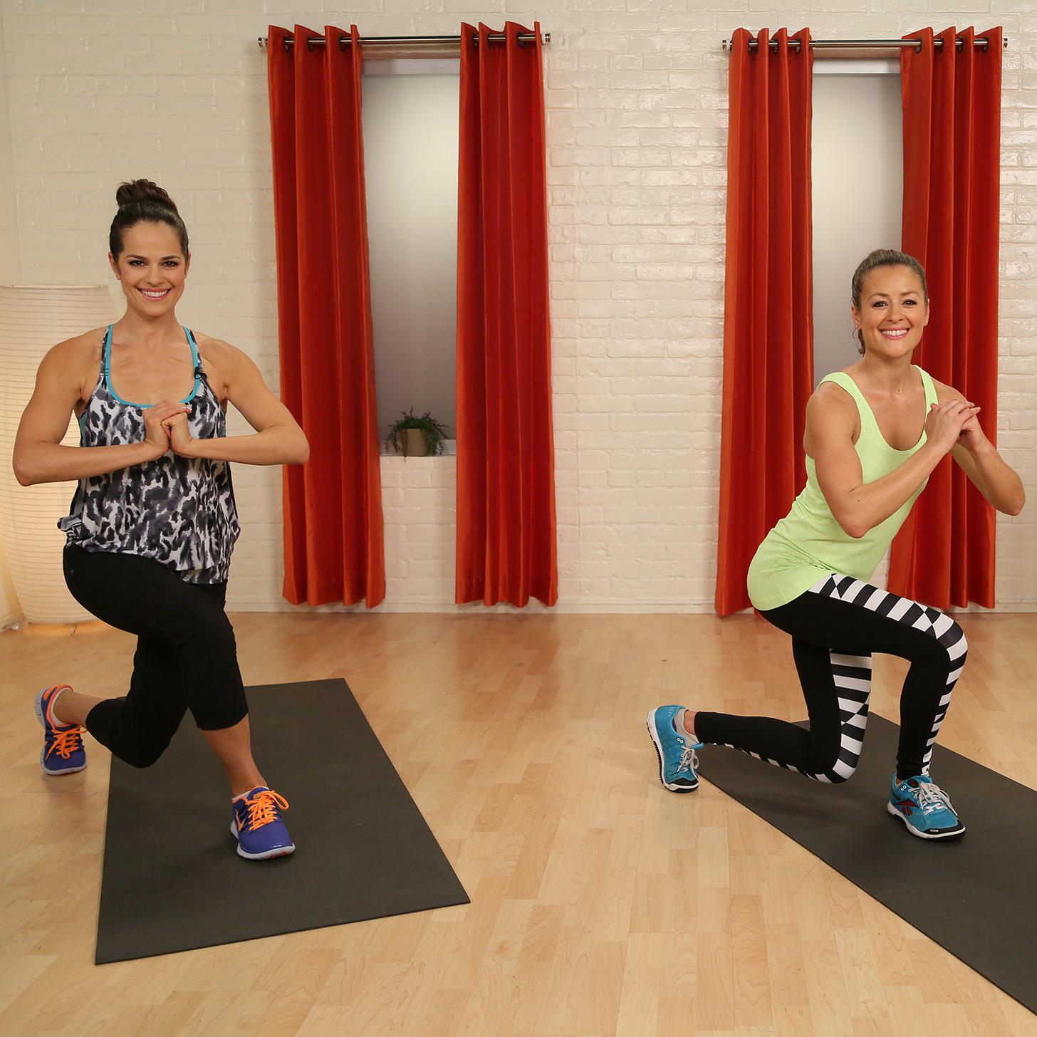 Tone Body: Full-Body Toning Workout