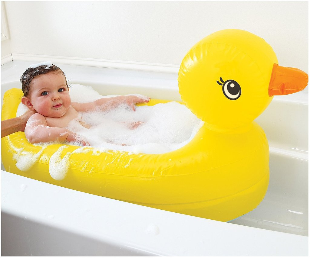 Inflatable Duck Tub