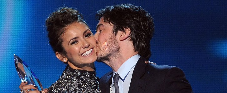 Ian and Nina's Kiss and More Stories That Got You Talking