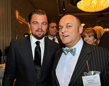 Leonardo DiCaprio spoke with BAFTA board member Nigel Daly.