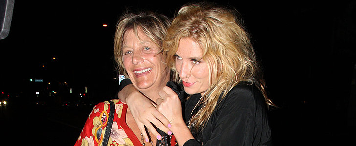 Ke$ha's Mom Checks Into Rehab With Her Daughter