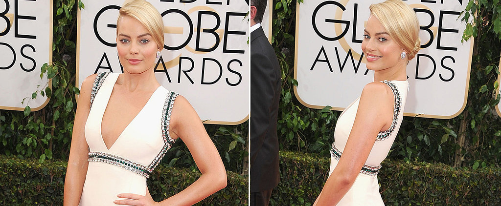 Is This Margot Robbie's Sexiest Dress Yet?