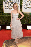 Sarah Paulson at the Golden Globes 2014