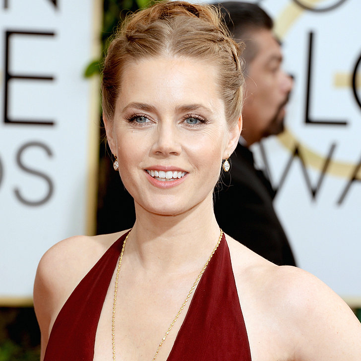 Amy Adams Dress on Golden Globes 2014 Red Carpet