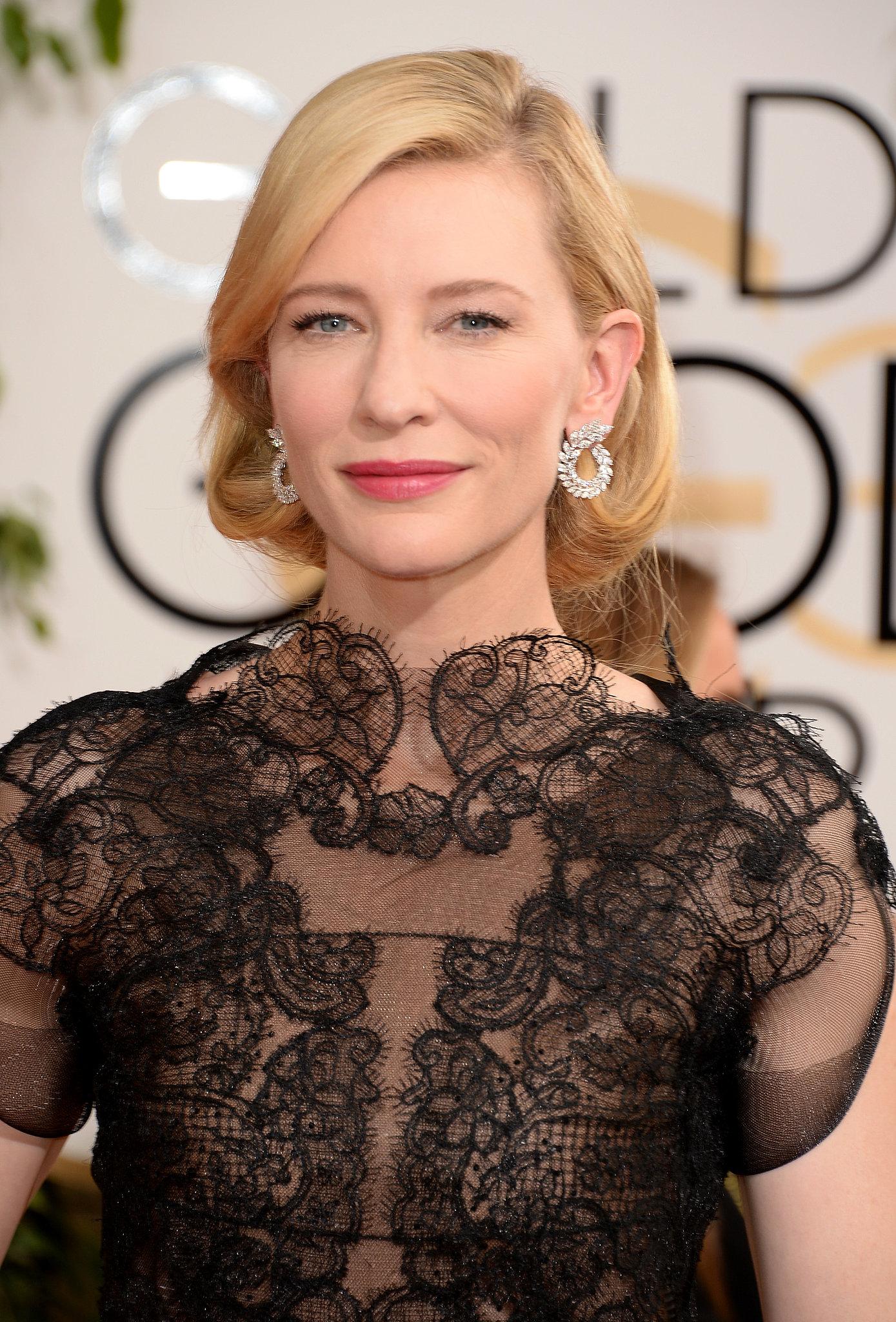 Cate Blanchett's Hair ...