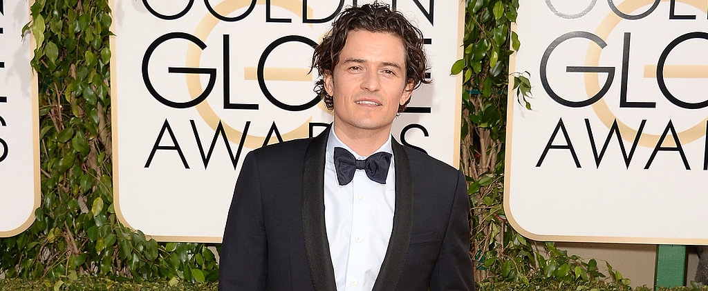 Hot Guys in Ties Take Over the Globes