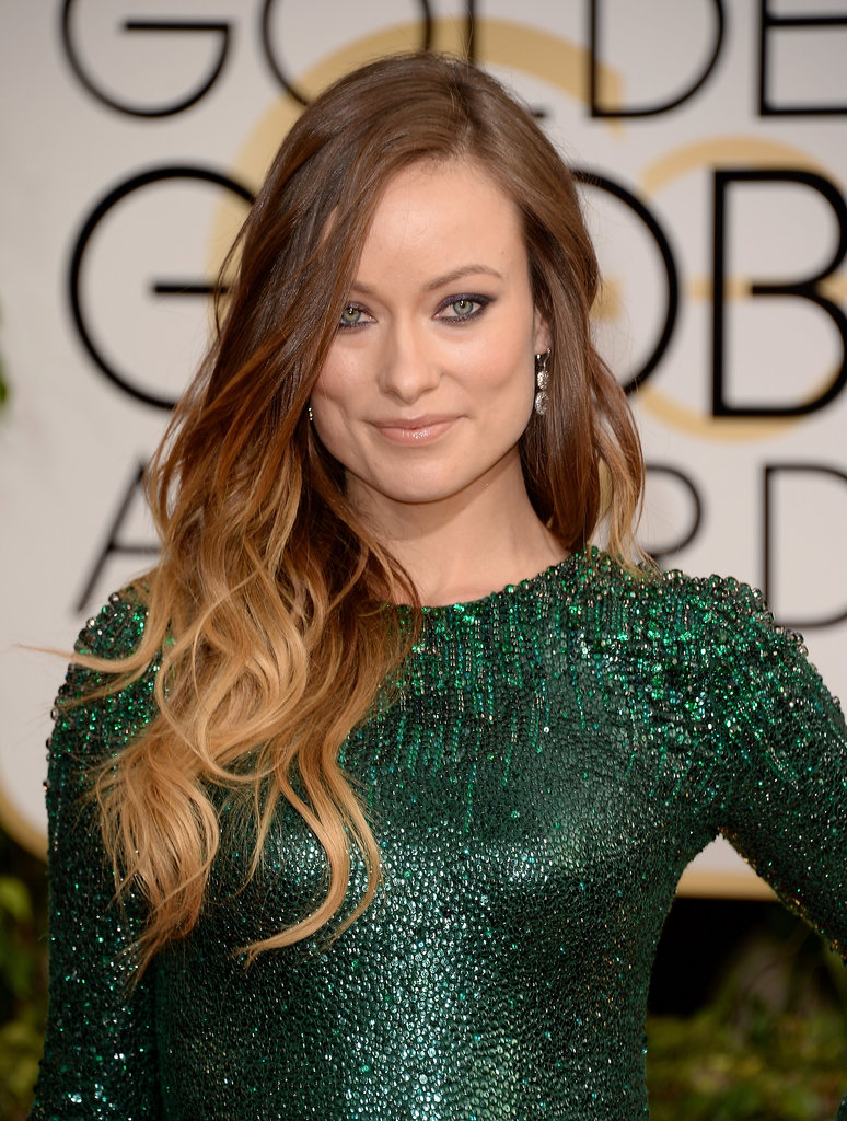 Olivia Wilde Radiates Glamour With Her Baby on Board