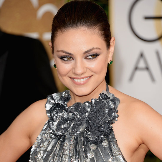 Mila Kunis Dress at the 2014 Golden Globes | Pictures