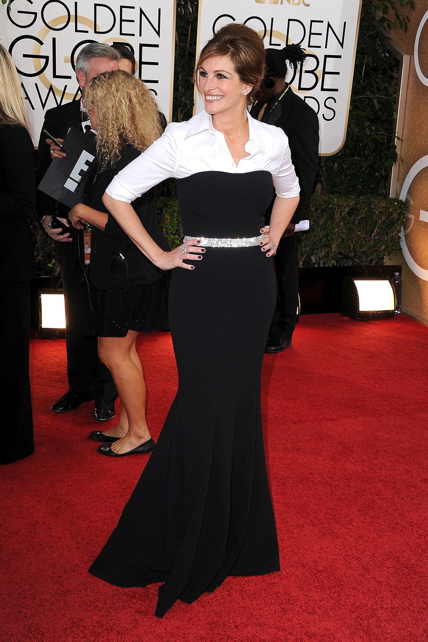 Julia Roberts in Dolce & Gabbana | POPSUGAR Fashion