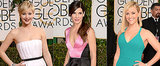 What Every Star Wore on the Golden Globes Red Carpet