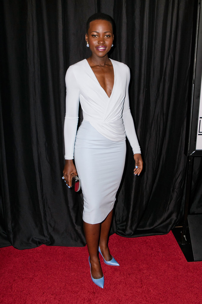 Lupita Nyong'o at the Film Critics Association Awards
