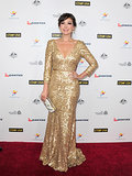 Lindsay Price at the G'Day USA Los Angeles Black Tie Gala