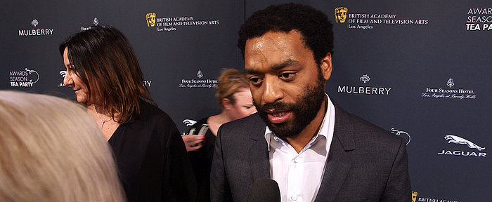 "Chiwetel Ejiofor: Michael Fassbender and I Decided to ""Just Go For It"""