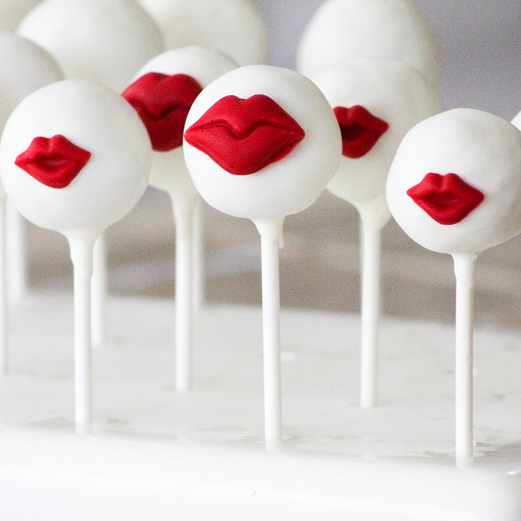 Kiss Me Cake Pops