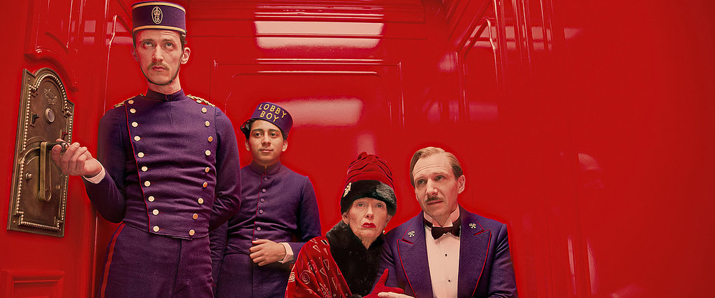 It's Time to Get Excited For The Grand Budapest Hotel
