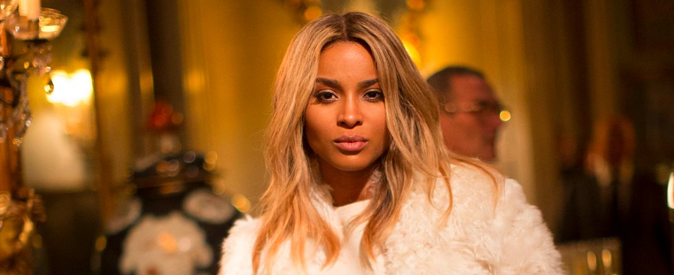 New Mom Ciara Has Perfectly Lustrous Locks