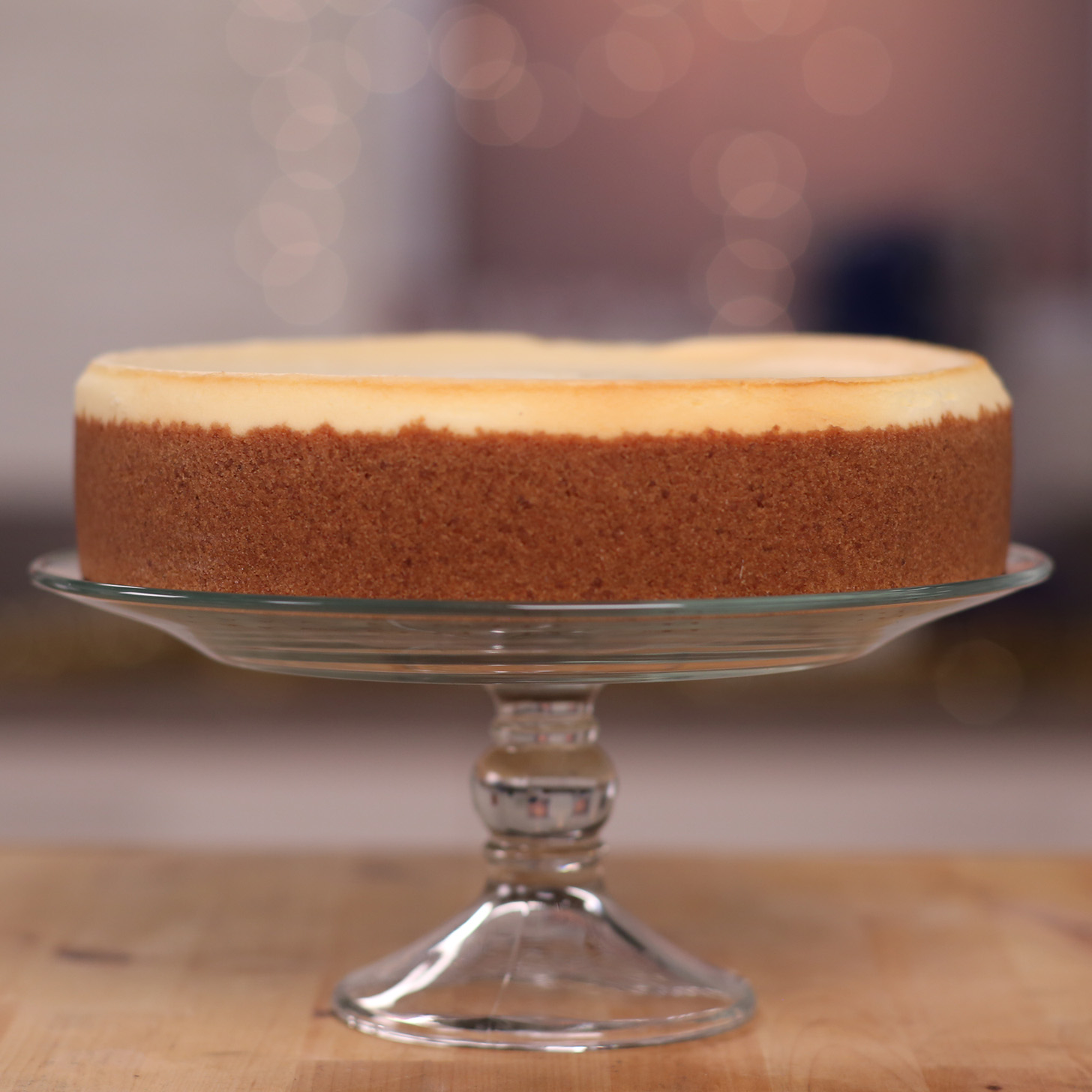 Our Take on The Cheesecake Factory s Original Cheesecake