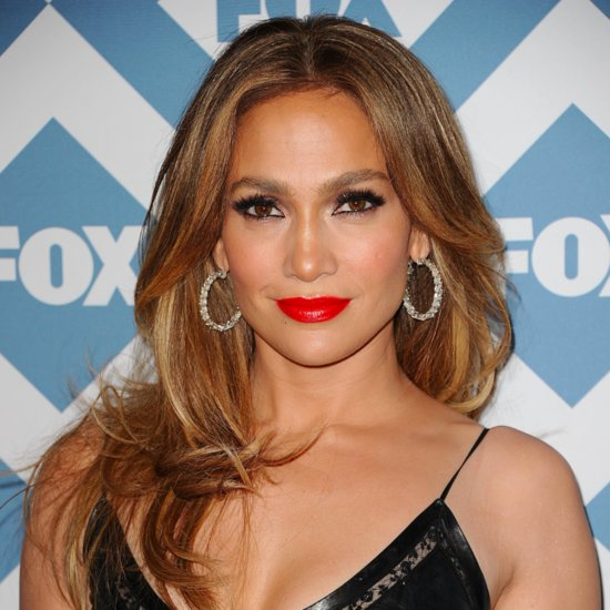 Jennifer Lopez Attends the 2014 Winter TCA