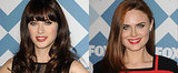 Which Deschanel Is Your Lipstick Soul Sister?