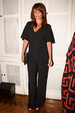 Helena Christensen at the Stella McCartney Pre-Fall 2014 presentation.